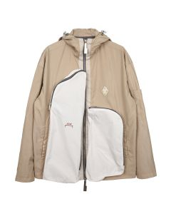 A-COLD-WALL* PASSAGE JACKET / TAUPE
