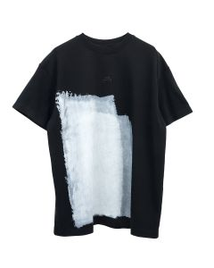 A-COLD-WALL* BLOCK PAINTED T-SHIRT / BLACK