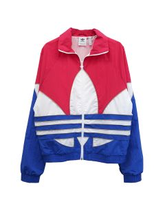 adidas Originals B TF OUT WVN TRACK TOP / POWER PINK-WHITE-TEAM