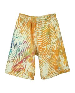 adidas Originals = PHARRELL WILLIAMS PW MM FAN SHORT / MULTICOLOR