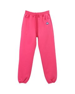 ADER Error EMBROIDERY PATCH DETAIL PANTS / PINK