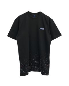 ADER Error OVERSIZED FIT T-SHIRTS / BLACK
