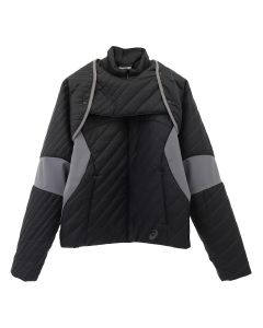 Asics x Kiko Kostadinov KIKO INSULATION JACKET / 002 : PERFORMANCE BLACK-CARBON