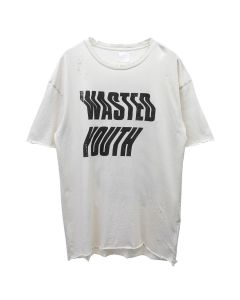 ALCHEMIST WASTED YOUTH T / OFF-WHITE