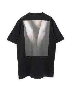 anatol ARMS TEE / BLACK