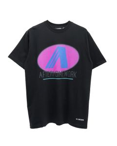 AFTERHOMEWORK PEINTRE/T-SHIRT / BLACK