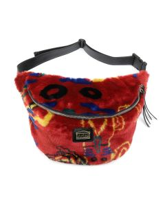 Aries ELIS BAG FAKE FUR / RED