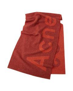 [お問い合わせ商品] Acne Studios TORONTY LOGO / GINGER ORANGE-ORANGE