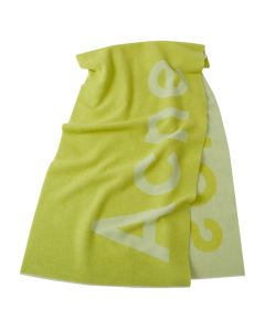 [お問い合わせ商品] Acne Studios TORONTY LOGO / LIME GREEN-FLUO YELLOW