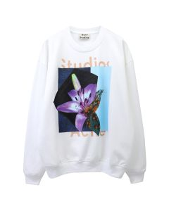 [お問い合わせ商品] Acne Studios SNAPPY FLOWER / BLACK-MULTI