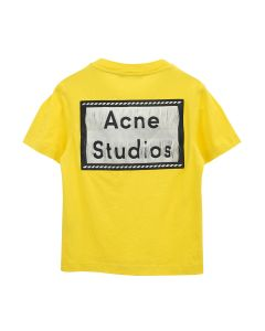 [お問い合わせ商品] Acne Studios EBALLY REVERSE LABEL / CANARY YELLOW