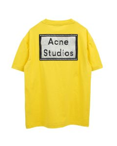 [お問い合わせ商品] Acne Studios ELICE REVERSIBLE LABEL / CANARY YELLOW