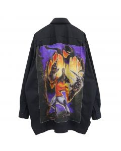 [お問い合わせ商品] Acne Studios ATLENT MONSTER WAREWOLF / BLACK