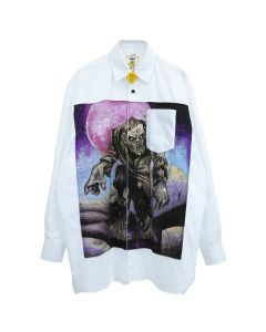 [お問い合わせ商品] Acne Studios ATLENT MONSTER ZOMBIE / OPTIC WHITE