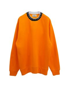 [お問い合わせ商品] Acne Studios FULTON LOGO RIB / CARROT ORANGE