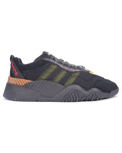 adidas Originals by ALEXANDER WANG AW TURNOUT TRAINER / CBLACK-YELLOW-LBROWN