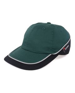 AFFIX WORKER CAP / GREEN-BLACK