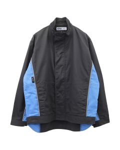 AFFIX TRACK JACKET / GREY-BLUE