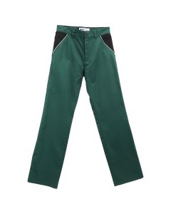 AFFIX TRACK PANTS / GREEN-BLACK