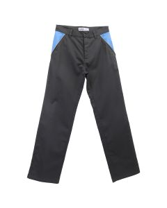 AFFIX TRACK PANTS / GREY-BLUE