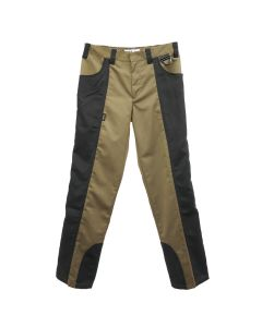 AFFIX DUO-TONE WORK PANT / TAN