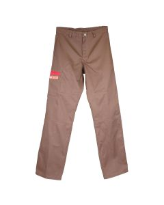 AFFIX BEACH PANTS / BROWN