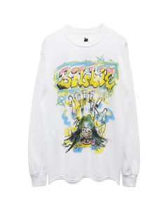 BILLIE EILISH by READYMADE READYMADE L/S Tee / WHITE