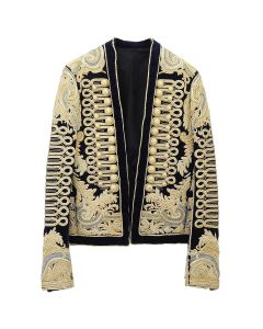 BALMAIN BHR JACKET SPENCER ALL-BRODE / 190