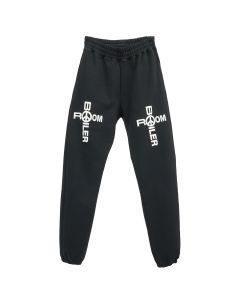 BOILER ROOM HOLY BOILER PANTS / BLACK