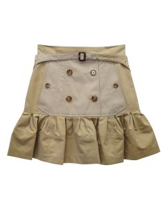 BURBERRY W SKIRTS CASUAL / A1366 : HONEY