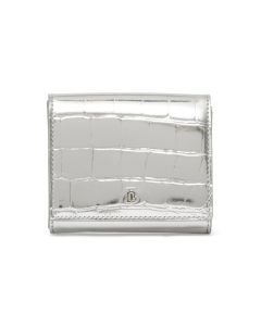 BURBERRY W WALLET / A1422 : SILVER
