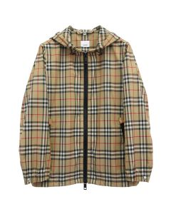 BURBERRY W JACKETS CASUAL / A7028 : ARCHIVE BEIGE IP CHK