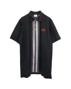 BURBERRY M JWEAR POLO / A1189 : BLACK