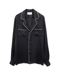 Casablanca DE SOIREE SHIRT / 001 : BLACK