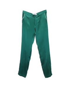 Casablanca DE SOIREE TROUSERS / 003 : GREEN