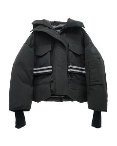 ANGEL CHEN FOR CANADA GOOSE CROPPED SNOW MANTRA PARKA / 097 : BLACK