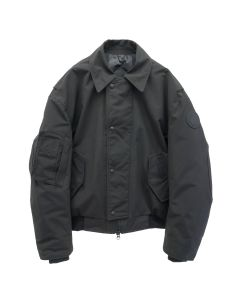 ANGEL CHEN FOR CANADA GOOSE ARXAN BOMBER JACKET / 097 : BLACK
