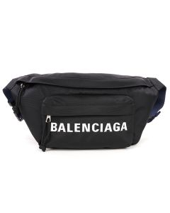 [お問い合わせ商品] BALENCIAGA HPG1X/BAG / 1090 : BLACK -NAVY