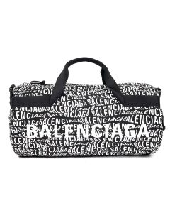 BALENCIAGA 9MIAN/HANDBAG+SHOULDER S / 1060 : BLACK-WHITE