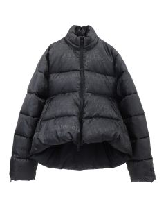 [お問い合わせ商品] BALENCIAGA TFO06/JACKET / 1000 : BLACK