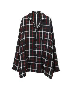 [お問い合わせ商品] BALENCIAGA TFO09/SHIRT /1070 : BLACK-WHITE