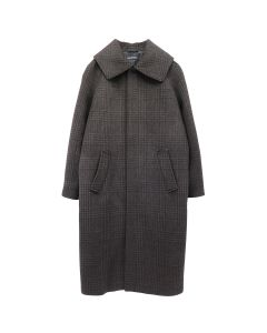 [お問い合わせ商品] BALENCIAGA TGU03/COAT / 2135 : BROWN