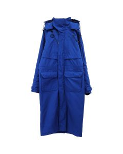 [お問い合わせ商品] BALENCIAGA TXD02/PARKA / 4210 : ROYAL BLUE