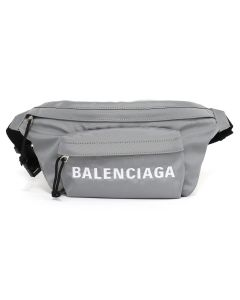 "[お問い合わせ商品] ""EXCLUSIVE"" BALENCIAGA 9F91X/WHEEL BELT PACK / 1160 : GREY-BLACK"