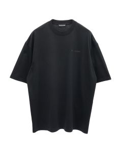 """EXCLUSIVE"" BALENCIAGA TIVG5/T-SHIRT / 1069 : BLACK-BLACK"