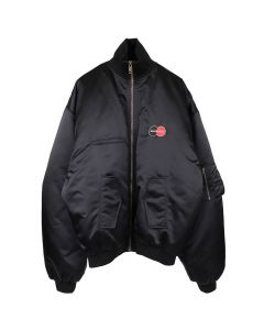 BALENCIAGA TYD31/UNIFORM BOMBER / 1000 : BLACK
