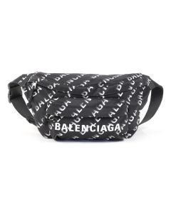 BALENCIAGA H857X/BAG / 1090 : BLACK&WHITE