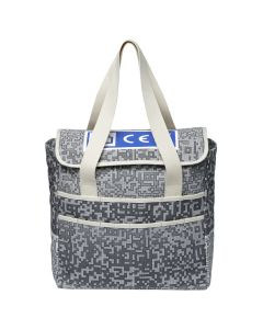 C.E □ CE X TOTE BAG / GREY