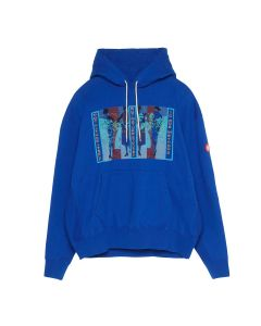 C.E NOT NATURE HEAVY HOODY / BLUE