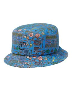 C.E MODULE BUCKET HAT / BLUE